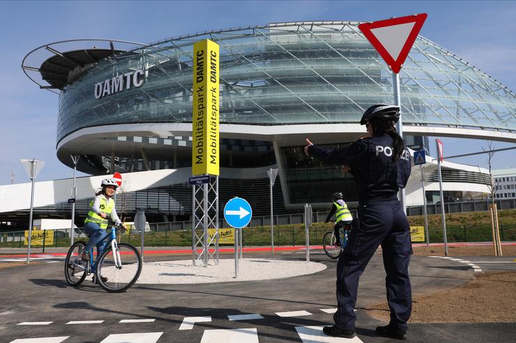ÖAMTC-Mobilitätspark - GRATIS Eintritt (für Alle) + GRATIS Fahrradkurse (für Frauen)