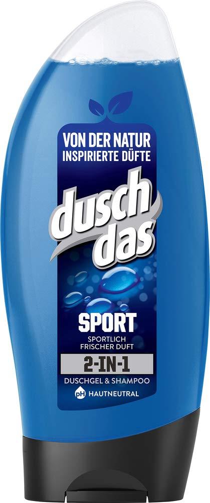"""6x Duschdas Duschgel """"Sport"""""""