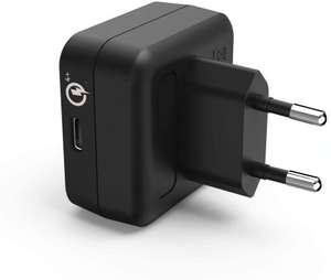 [Amazon Prime] Hama USB-C Schnellladegerät, Quick Charge 4+/Power Delivery