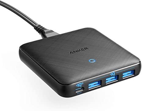 Anker PowerPort Atom III Slim USB-C Ladegerät, 65W
