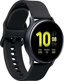 Samsung Galaxy Watch Active 2, 40mm, Schwarz