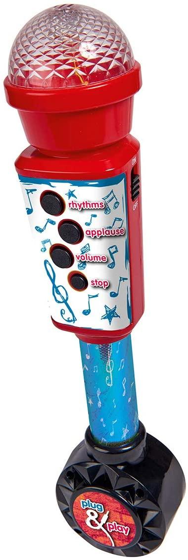 Preisjäger Junior: Simba Plug & Play Kinder Mikrofon