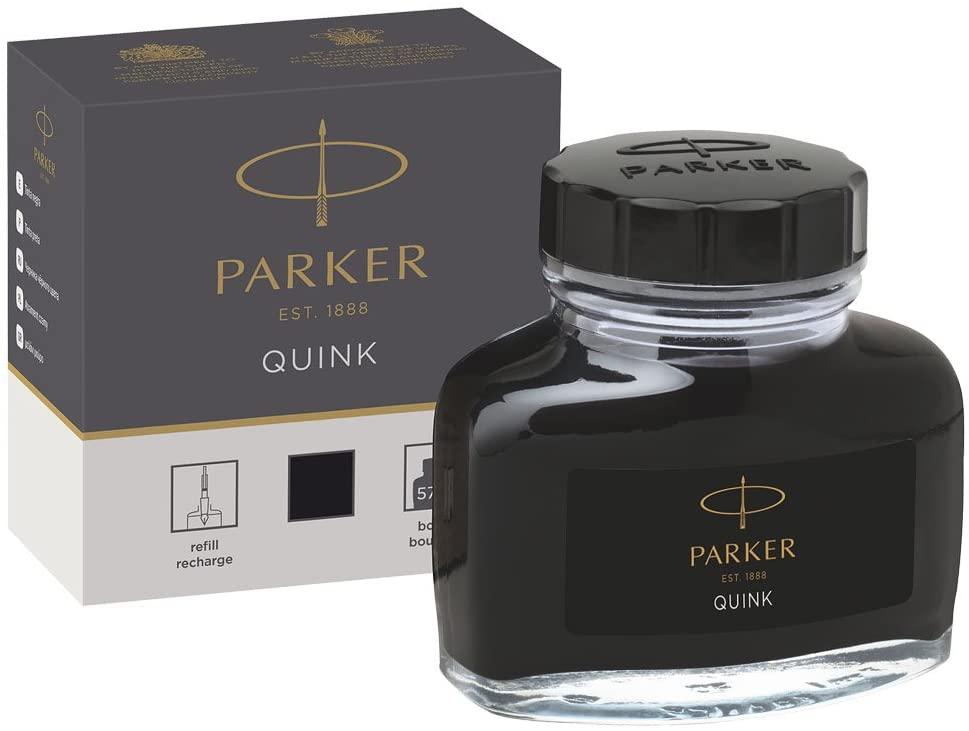 """Parker """"Quink"""" Tintenfass / Füllfederhaltertinte (57ml)"""
