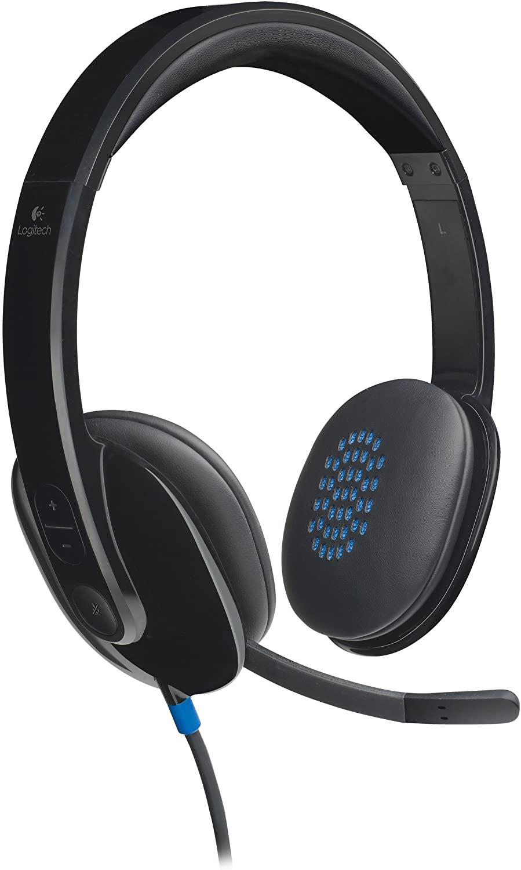 [Amazon] Logitech H540 USB Headset um nur 43,34€ statt (69,90€)