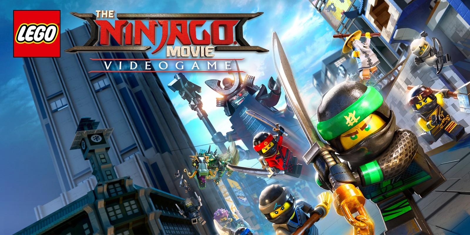 LEGO Ninjago PC,PS4,XBOX kostenlos