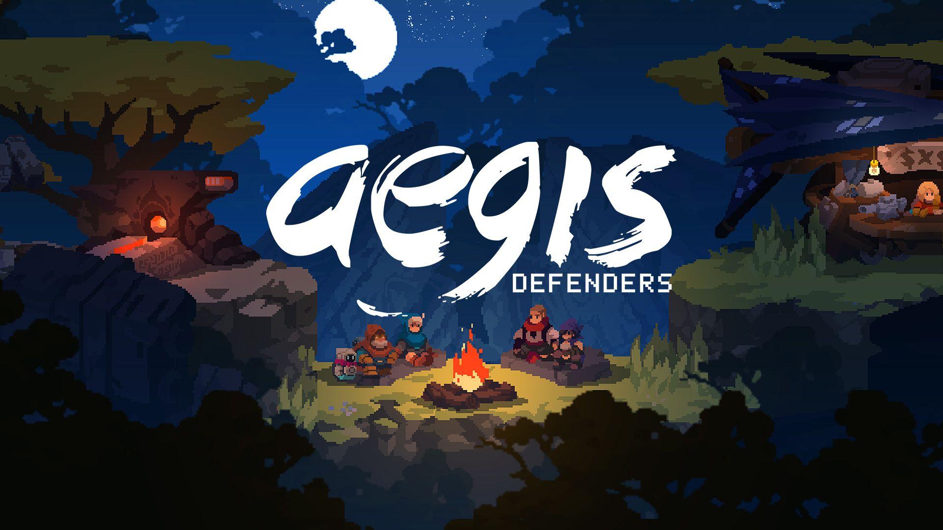 Aegis Defenders gratis bei Humblebundle