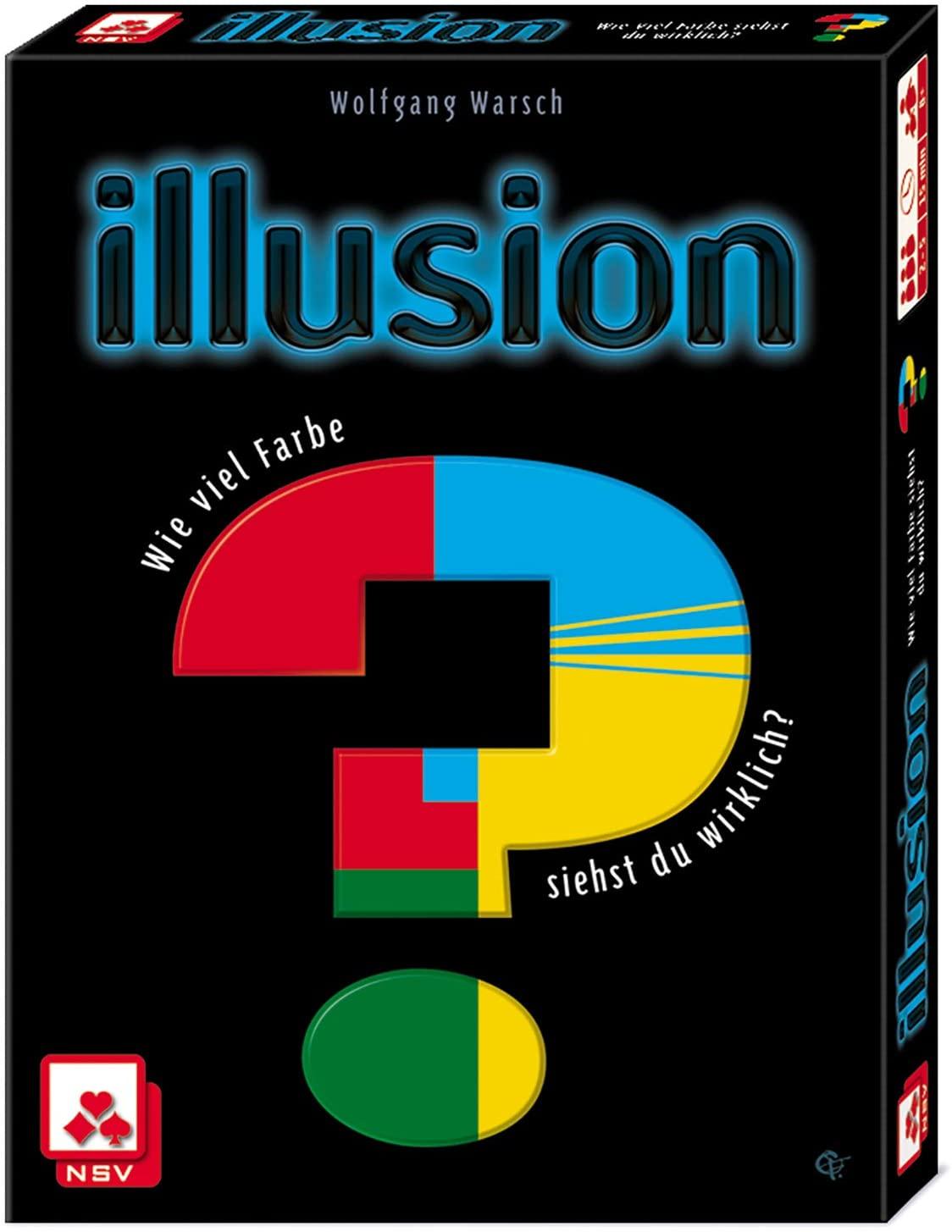 ILLUSION - Kartenspiel