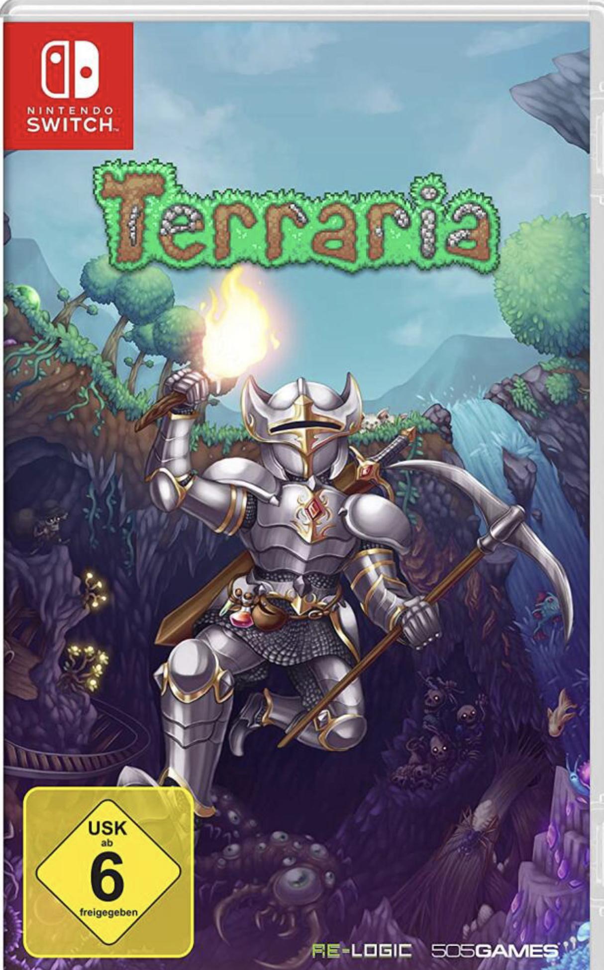 Terraria für Nintendo Switch