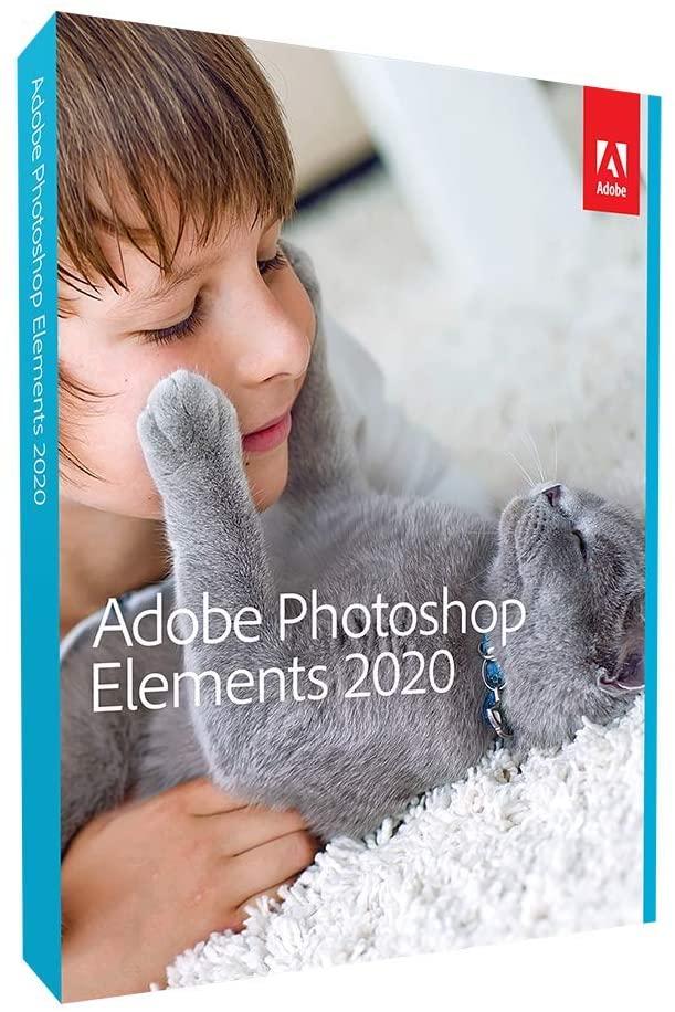 [Amazon] Adobe Photoshop Elements 2020 PC/MAC um 50,41€ statt (67,62€)