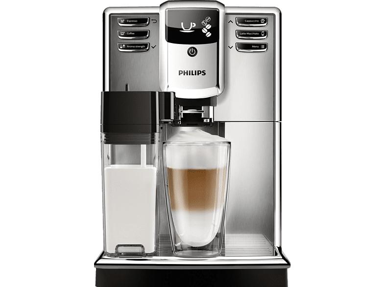 [Mm/Saturn] PHILIPS Serie 5000 Kaffeevollautomat EP5365/10, silber um nur 444€ statt (565,08€)