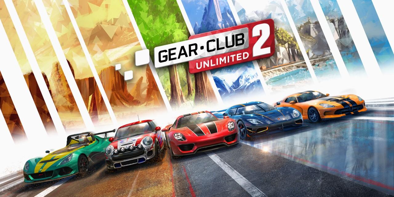 Gear Club Unlimited 2 für Nintendo Switch