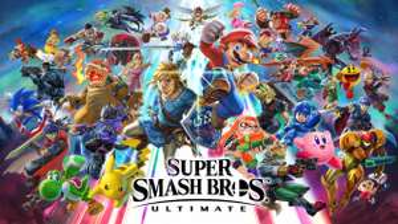 [Amazon] Super Smash Bros. Ultimate - [Nintendo Switch]
