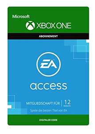EA Access – Jahresmitgliedschaft (Xbox One)