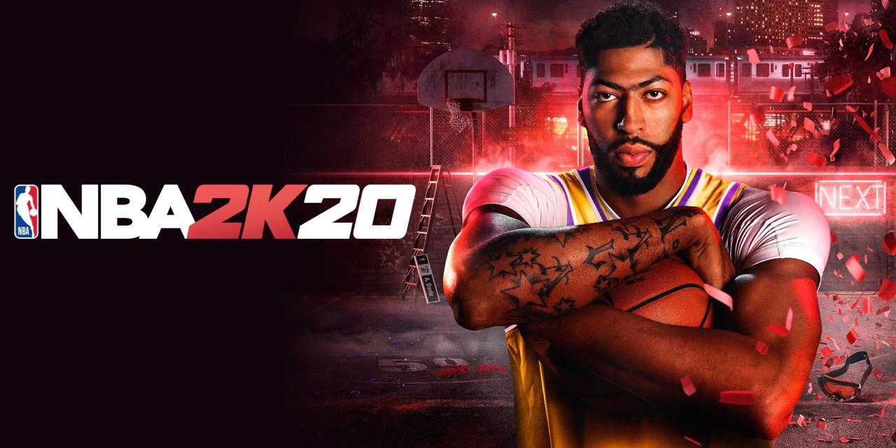 NBA 2K20 (Switch / Xbox One / PS4)