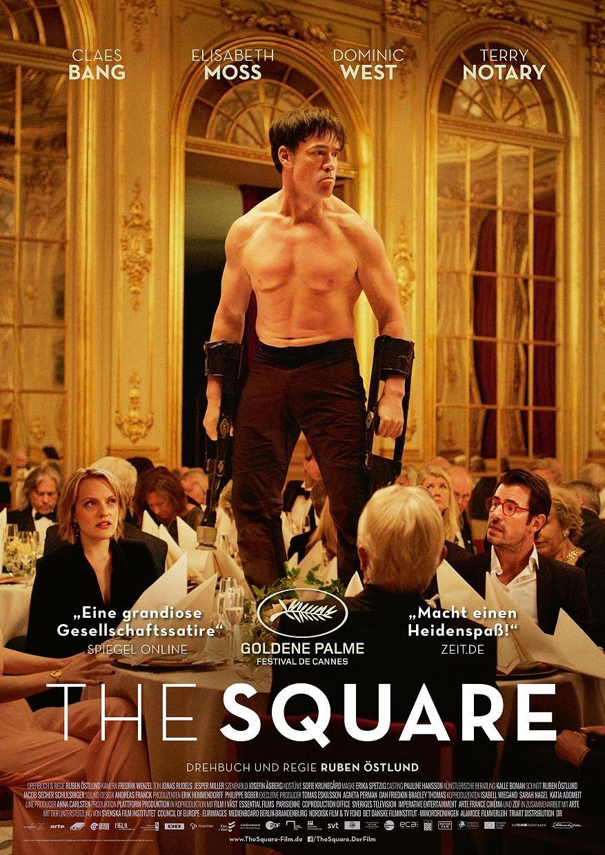 The Square kostenlos als Stream und Download + Dokumentation