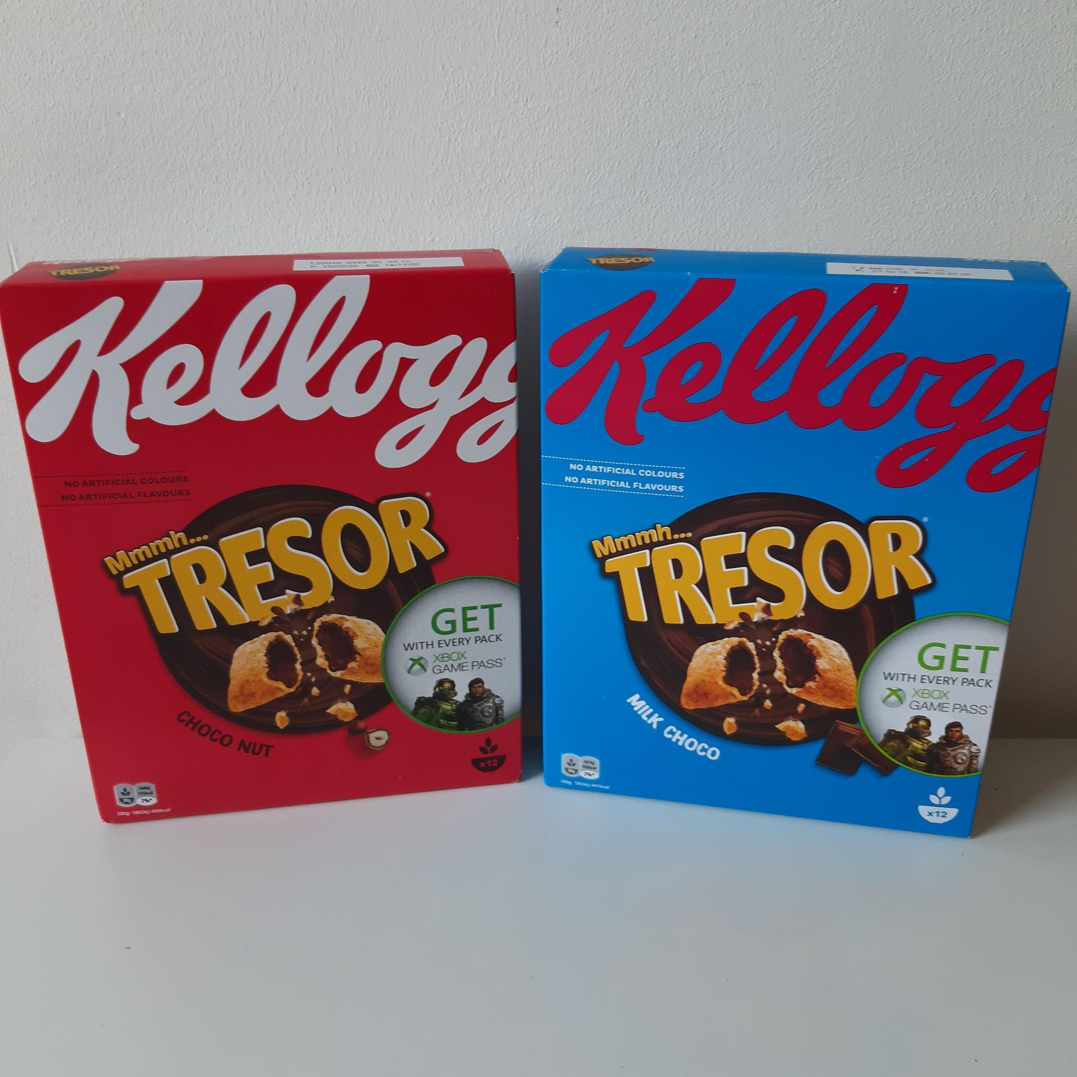 Kelloggs Tresor für unter 1 € mit Coupies Cashback!