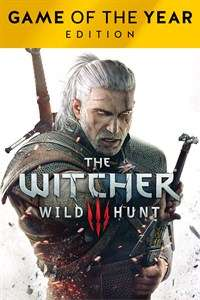 The Witcher 3: Wild Hunt – Game of the Year Edition(Xbox One) 14,99€ @Xbox