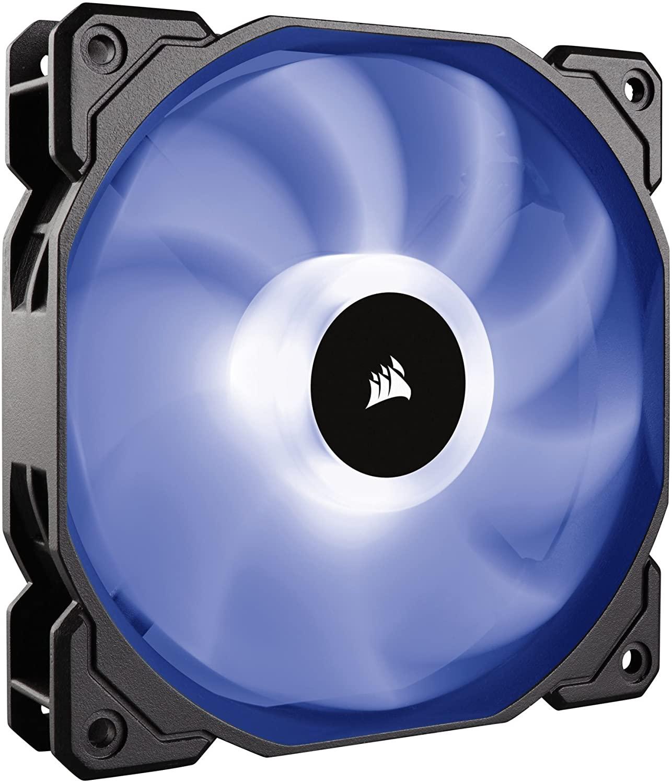 Corsair SP120 RGB PC-Gehäuselüfter (120mm, Leise, Hoher Luftdurchsatz, RGB LED)