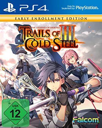 Trails of cold steel III (Amazon)