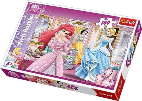 Trefl Disney Prinzessinnen Puzzle - 100 Teile