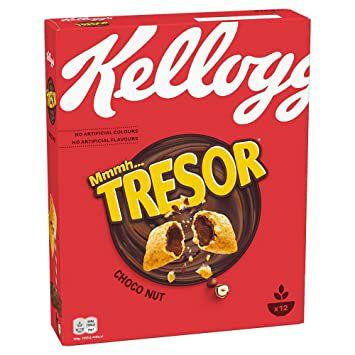 Kellog's Tresor Choco Nut