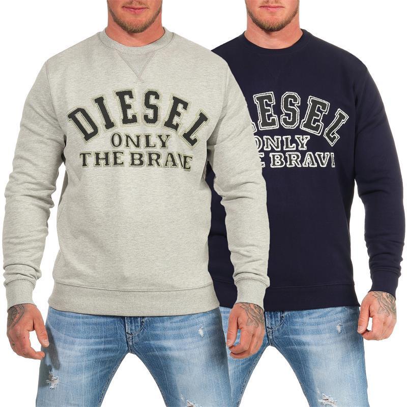 Diesel Pullis in vielen Styles und Größen