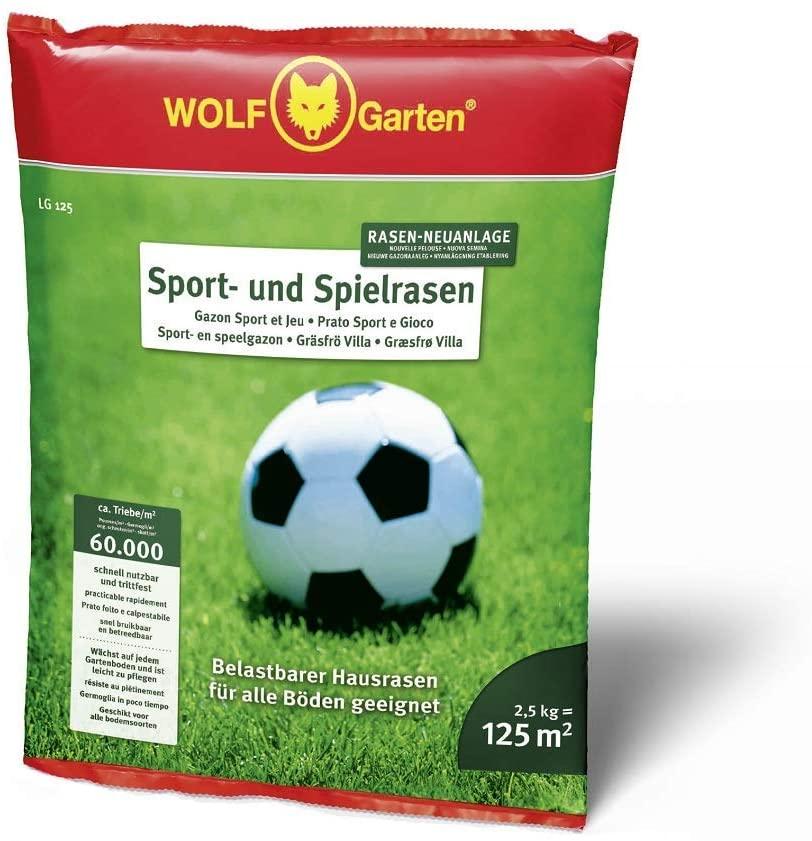 WOLF Garten Sport- und Spiel-Rasen