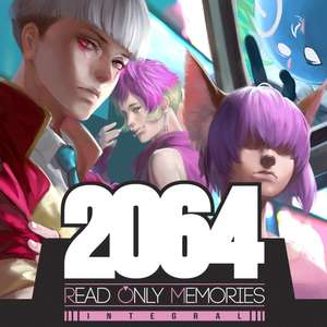 2064: Read Only Memories INTEGRAL Nintendo Switch eShop