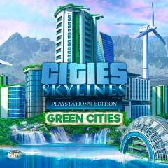 Cities: Skylines - Green Cities (DLC) (Xbox One / PS4 / PC)