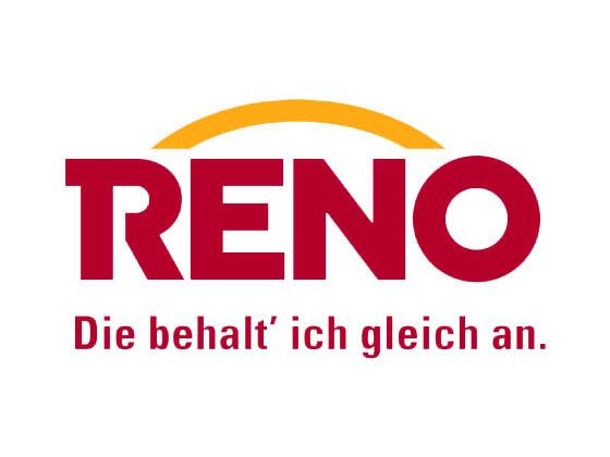 Reno: 20% Sofort Rabatt auf die aktuelle Kollektion
