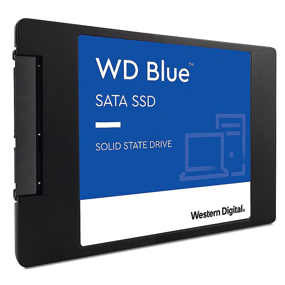 """(Abholung) Western Digital WD """"Blue 3D"""" SSD (2TB)"""