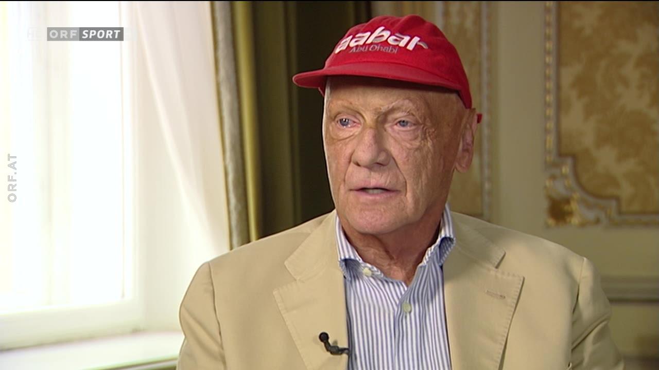 Themenschwerpunkt - Niki Lauda: Dokumentationen und Grand Prixs