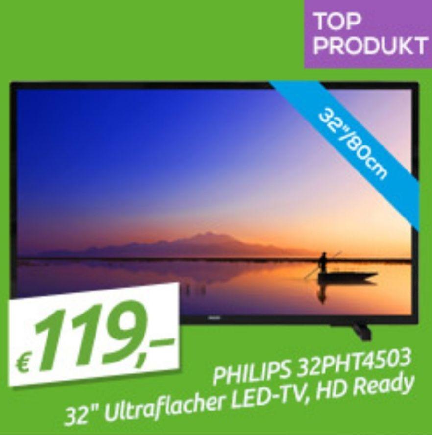 "Philips 32PHT4503 32"" LED-TV, HD Ready"