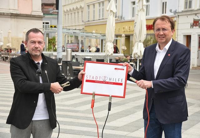 St.Pölten 20€ Gutschein-Cashback für jeden Haushalt
