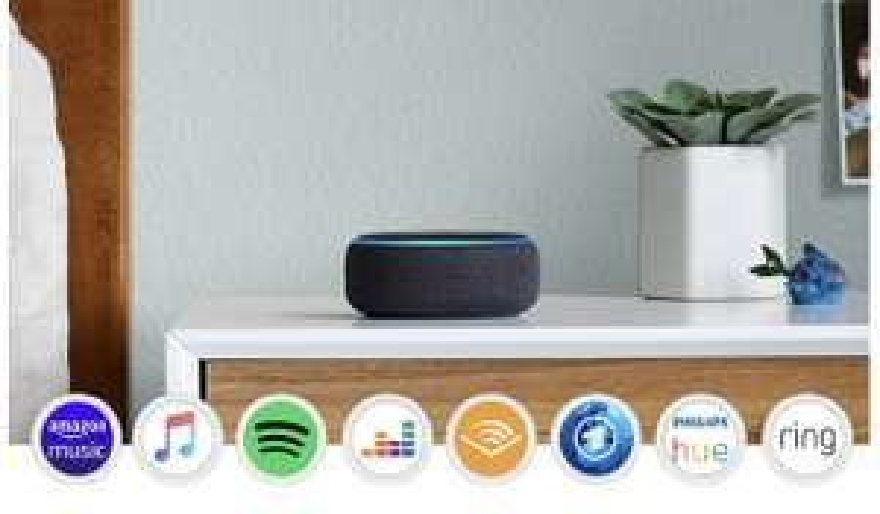 Amazon: Echo Dot 3.Gen