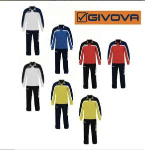 Givova Tuta Europa Full Zip Trainingsanzug