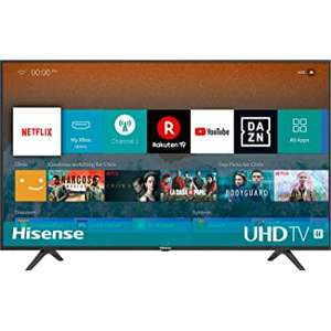 TCL 50EP660 Fernseher 126 cm (50 Zoll) Smart TV (4K UHD, HDR10, Micro Dimming Pro, Android TV, Prime Video, Alexa kompatibel)