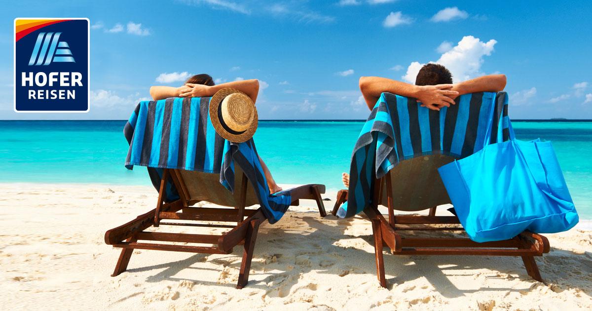 Nachträgliches Sorglos-Paket für bereits getätigte Buchungen bei Hofer-Reisen ins Ausland mit Eigenanreise [CORONA]