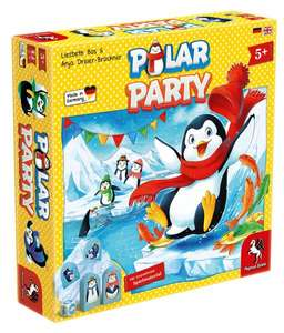 Preisjäger Junior: Pegasus Spiele - Polar Party