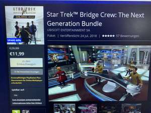 Star Trek Bridge Crew TNG