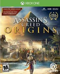 (Xbox One) Assassin's Creed Origins: Standard Edition Digital Code 15€ @bcdkey
