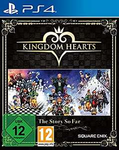 Kingdom Hearts - The Story So Far für Playstation 4