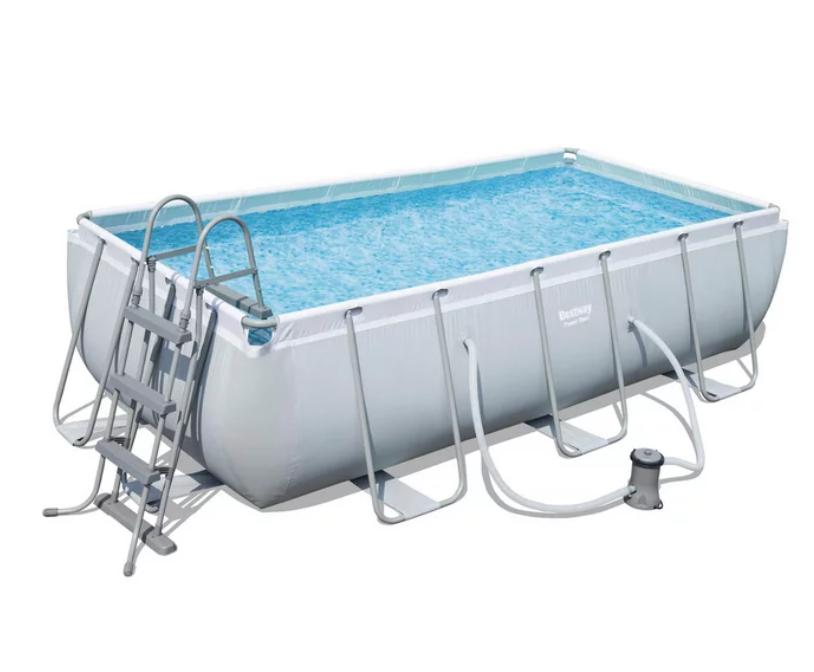 Bestway Power Steel Pool, 404x201x100cm