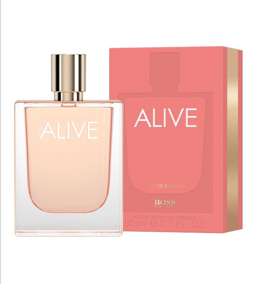 HUGO Boss Alive (neuer Damen Duft) 80 ml zum TOP Preis von 49,50€
