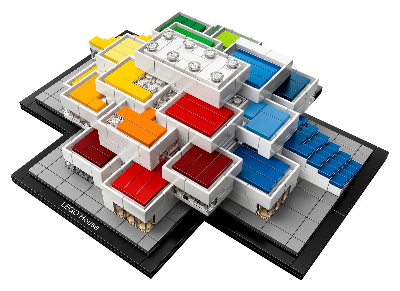 Lego Architecture House