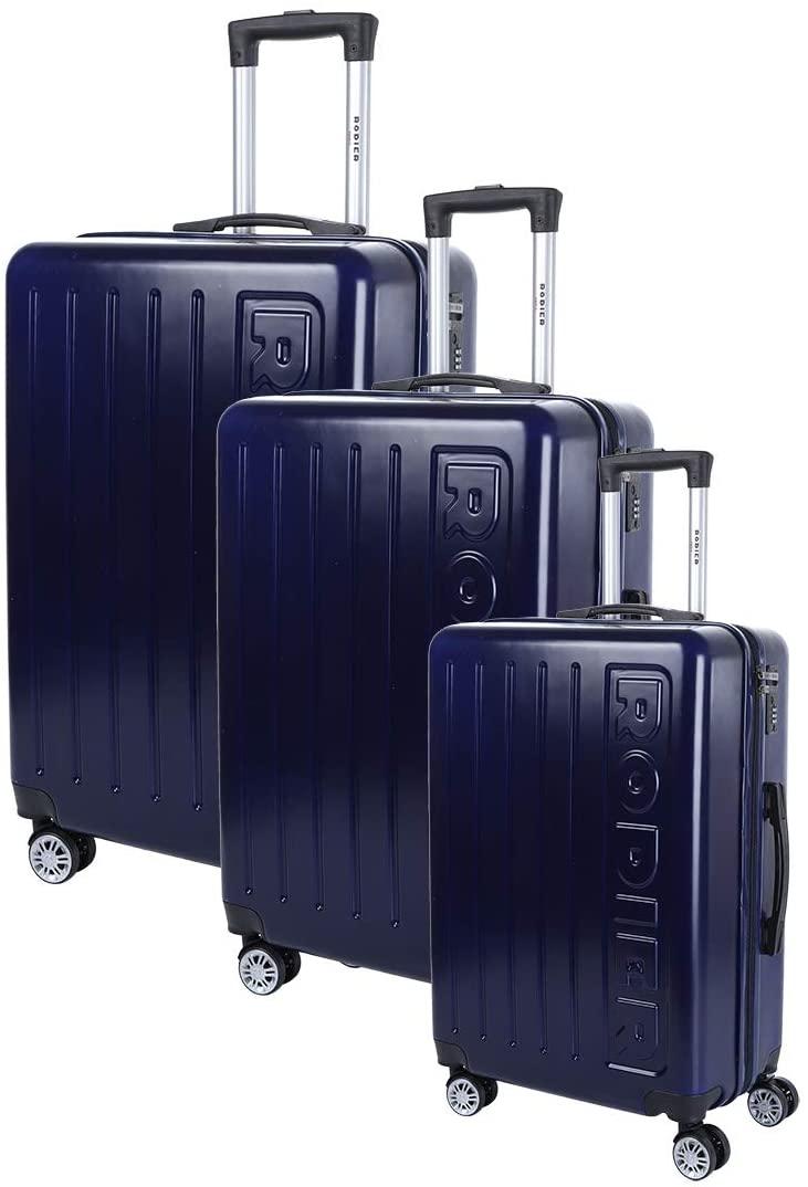 (Schnell) RODIER 3er Koffer-Set 50 cm