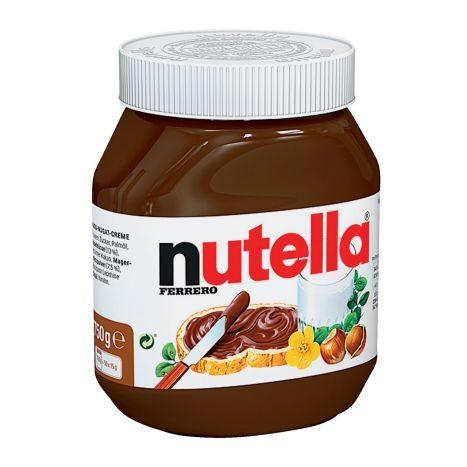 [fetter Preisjäger] Nutella 750g bis 03.06.2020 um nur 2,62 €