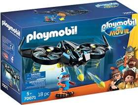 Preisjäger Junior: Playmobil the Movie - Robotitron mit Drohne