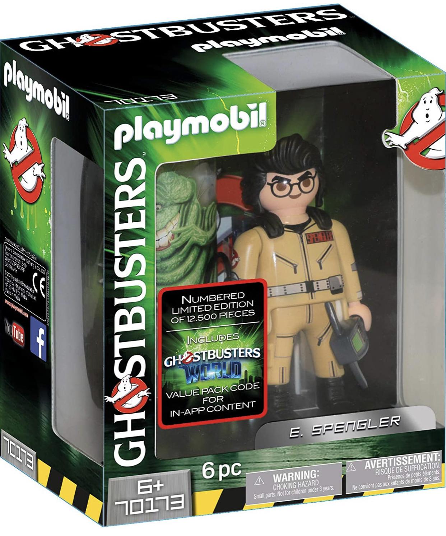 PLAYMOBIL Ghostbusters große Sammlerfiguren (nur in der SCS)