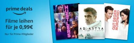 Filme leihen für je € 0,99